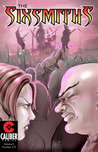 The Sixsmiths Volume 2 #3 on ComiXology!